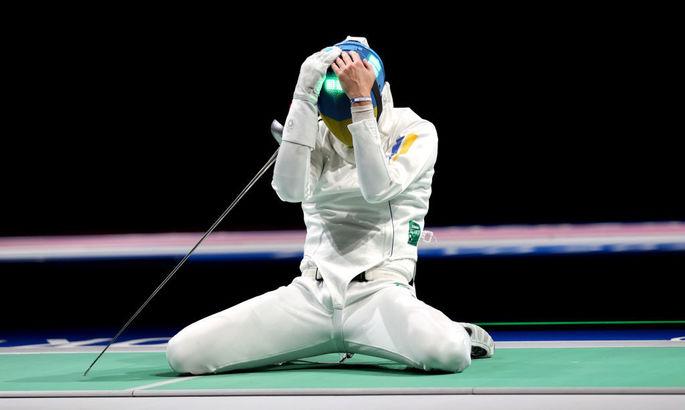 Вторая медаль Украины: Игорь Рейзлин - бронзовый призер Олимпиады в шпаге