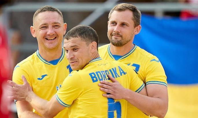 Збірна України здобула вольову перемогу на Кубку Незалежності-2021