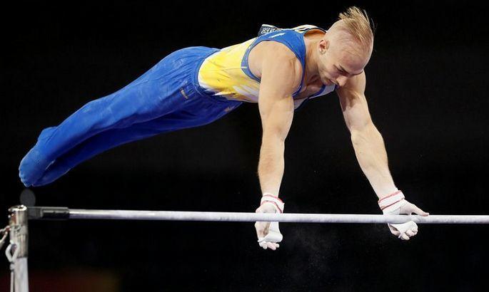 Украинские гимнасты – седьмые в командном многоборье Олимпиады в Токио