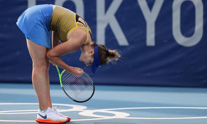 Свитолина победила гречанку на пути к четвертьфиналу Олимпиады. Как это было