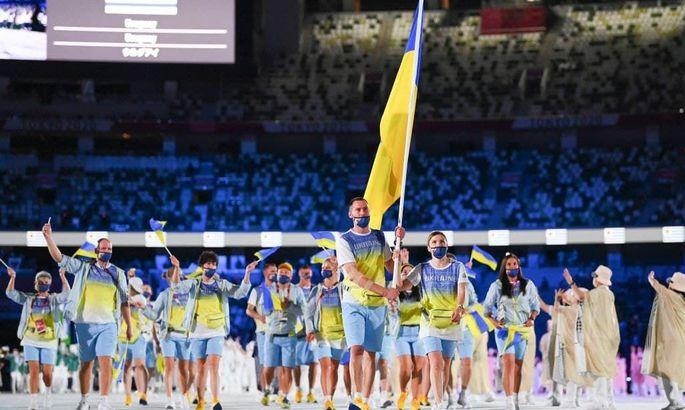Костевич – первый знаменосец Украины с медалью на Олимпиаде