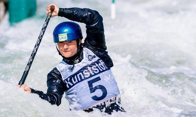 Виктория Ус – восьмая в гребном слаломе на Олимпиаде в Токио