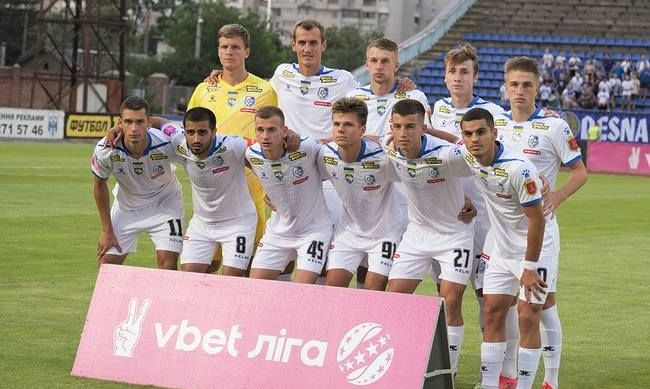 Черноморец сменил технического спонсора