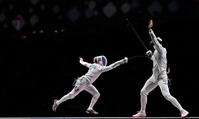 Шпажистки из Эстонии сенсационно выиграли Олимпиаду
