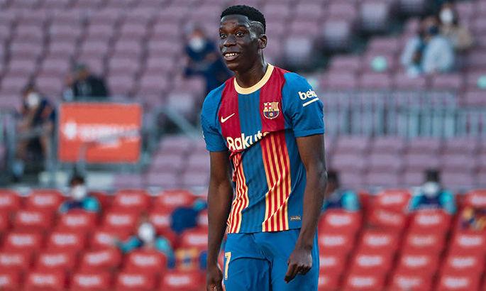 Барселона не дает тренироваться талантливому воспитаннику, пока он не продлит контракт