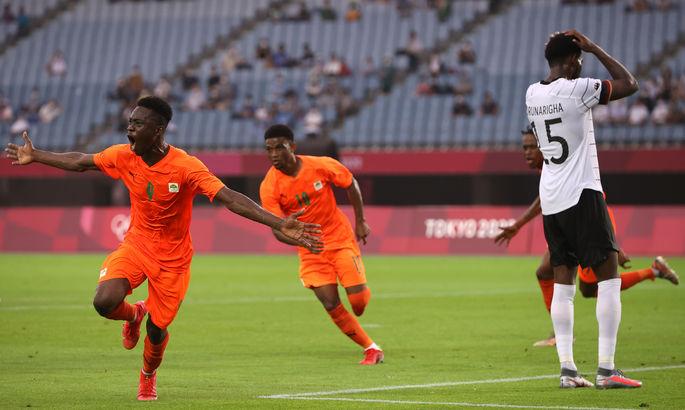 Олимпиада. Кот-д'Ивуар не пустил Германию дальше, Южная Корея уничтожила Гондурас