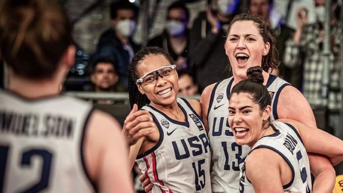 США і Латвія – перші олімпійські чемпіони з баскетболу 3 на 3
