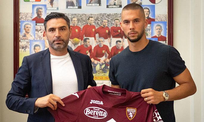 Официально: Торино взяли в аренду нападающего Ювентуса