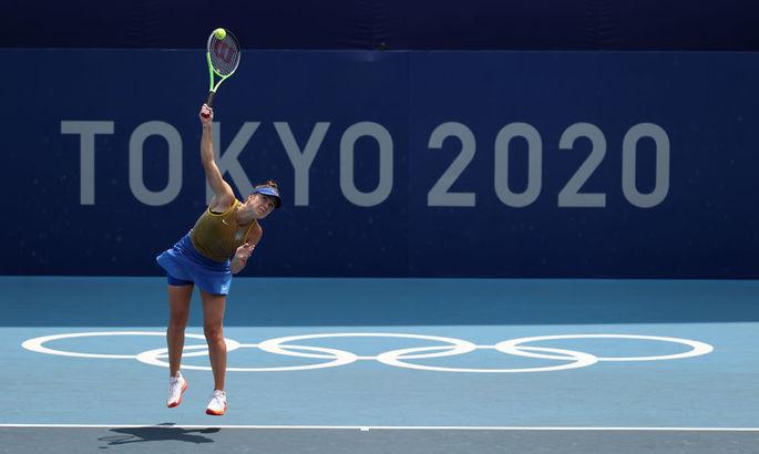 Свитолина играет полуфинал Олимпиады. Текстовая трансляция