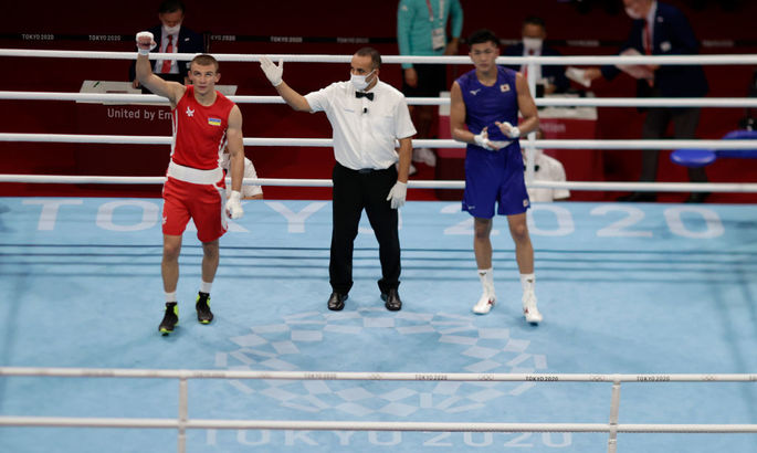 Украинский боксер Хижняк успешно стартовал на Олимпиаде, разгромив японца - изображение 1