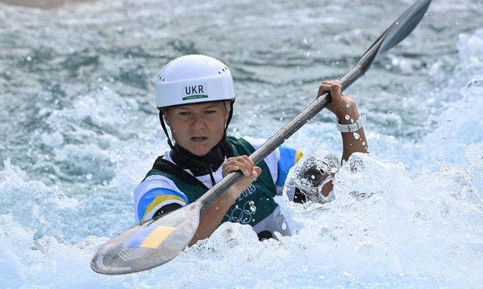 Ус пробилась в финал Олимпиады в гребном слаломе на каноэ