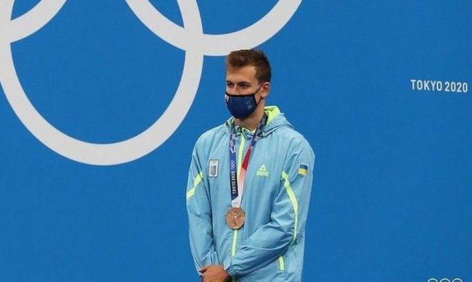 Как Романчук плыл за медалью на Олимпиаде в Токио. ВИДЕО