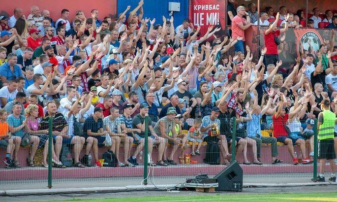 Щедрый: Весь Кривой Рог ждал старт Кривбасса в Первой лиге