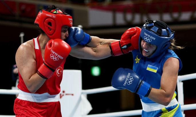 Украинская боксерка Анна Лысенко проиграла в четвертьфинале Олимпиады