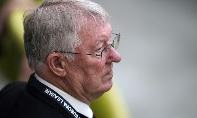 Алекс Фергюсон: Когда предложили возглавить сборную Англии, то думал всего 10 секунд