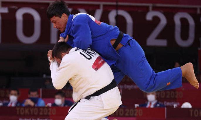 Хаммо проиграл бой за бронзу на Олимпиаде в Токио