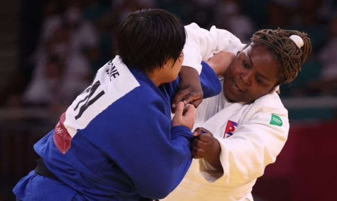 Олимпиада-2020. Золото для Японии и Чехии в дзюдо