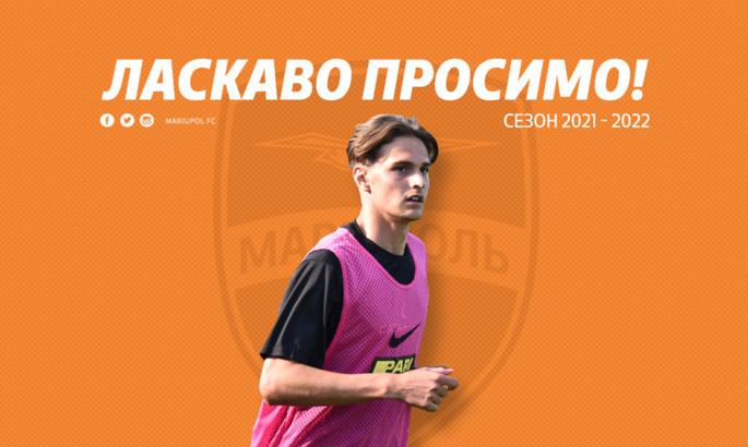 Шахтер отправил очередного молодого игрока в аренду в Мариуполь
