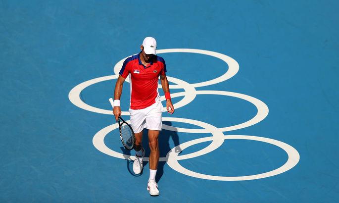 Джоковіч: Для мене було справжньою честю представляти Сербію на Олімпіаді