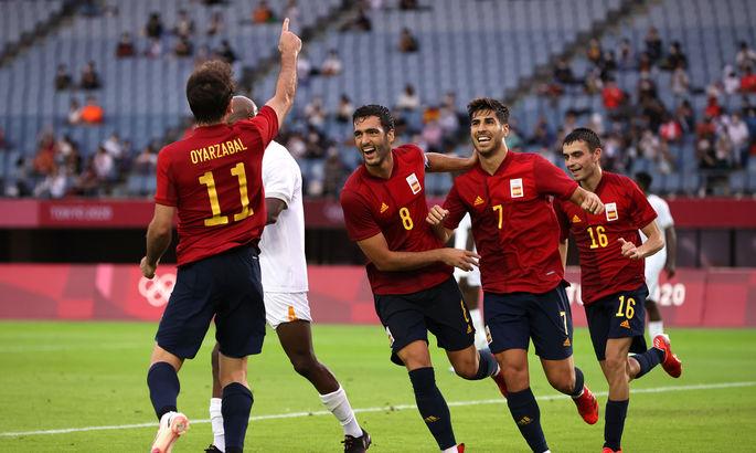 Олимпиада. Невероятный камбек Испании, скромная победа Бразилии и голевая феерия Мексики