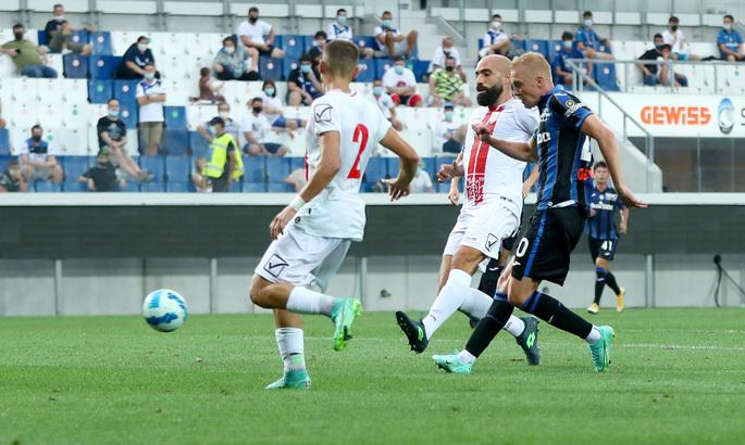 Коваленко отметился голом в контрольном матче за Аталанту - ВИДЕО