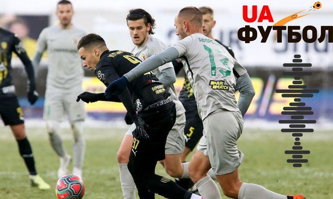 Ворскла - Рух: АУДИО трансляция матча УПЛ