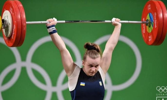 Олимпиада 2020. Тяжелая атлетика. Украинка Деха имела шанс на серебро, но завершила соревнования предпоследней