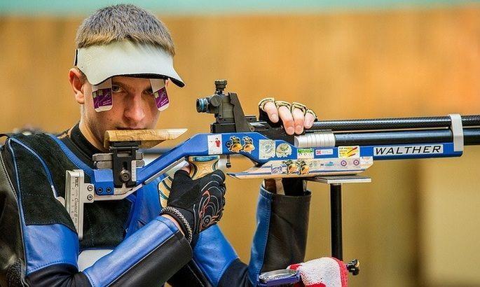 Кулиш вышел в финал Олимпиады в стрельбе из винтовки с трех положений