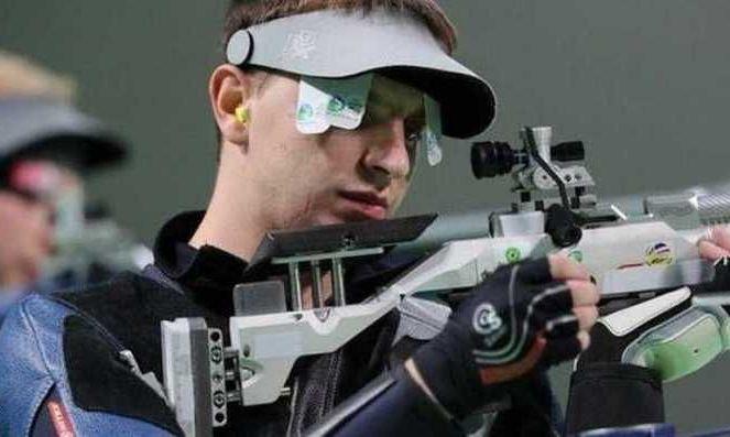 Украинец Кулиш претендовал на медаль Олимпиады, но выстрелил по чужой мишени