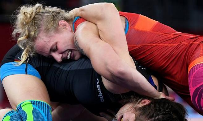 Черкасова програла півфінальну сутичку Олімпіади