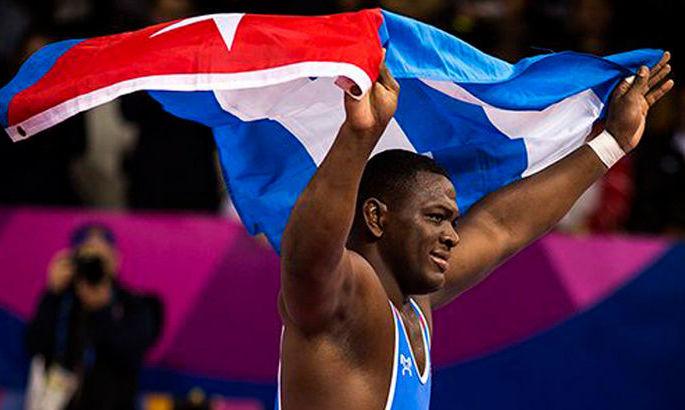Кубинец Лопес выиграл четвертую Олимпиаду подряд