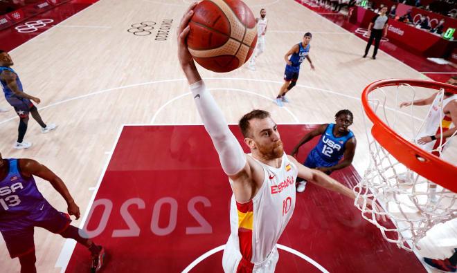 Збірна США вибила Іспанію в чвертьфіналі Олімпіади