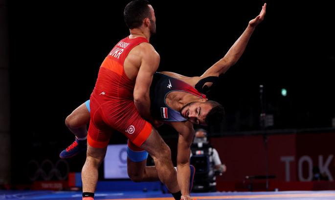 Борец Насибов – в финале Олимпиады в Токио!