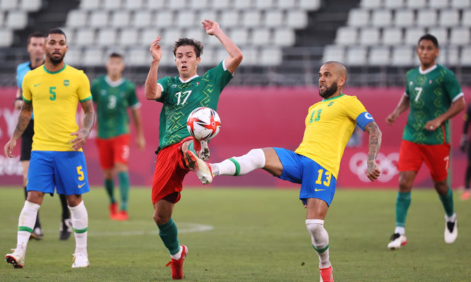 Олимпиада. Бразилия вырвала путёвку в финал у Мексики в серии пенальти
