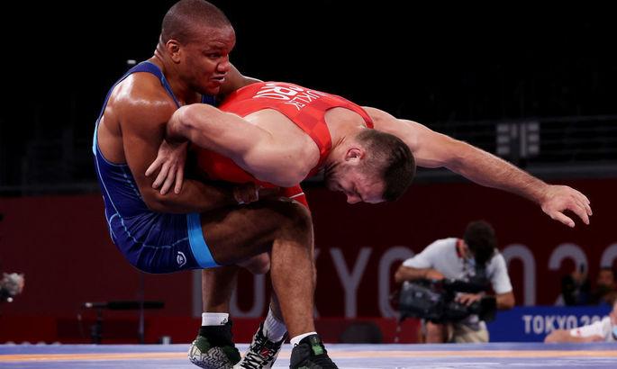 Беленюк разгромил хорвата и вышел в финал Олимпиады!