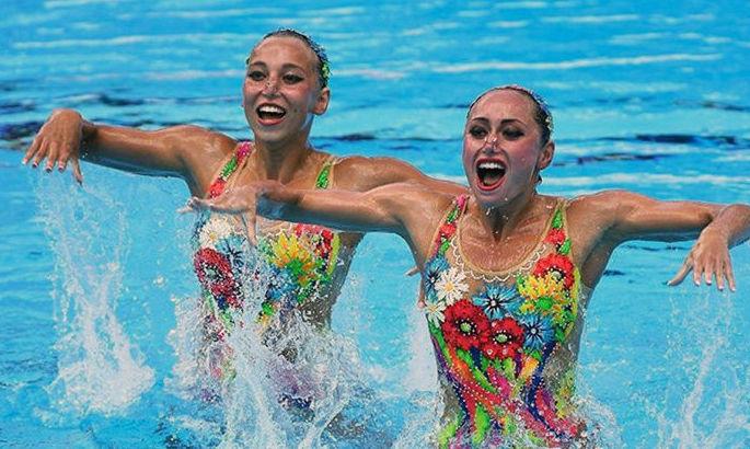 Савчук и Федина с третьим результатом вышли в финал Олимпиады