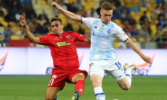 Пенальти в ворота Вереса стал для Цыганкова 19-м в УПЛ. Всего на его счету 61 гол в лиге
