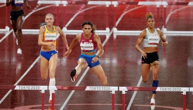 Рыжикова и Ткачук – в топ-6 Олимпиады в Токио