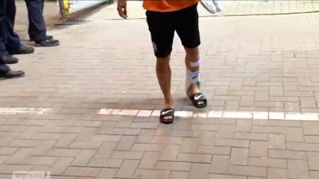 Соломон травмувався у матчі проти Генка - изображение 1