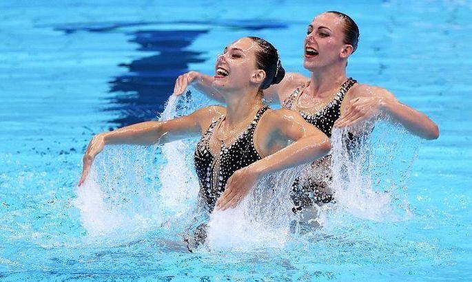 Федина и Савчук принесли Украине историческую медаль на Олимпиаде в Токио