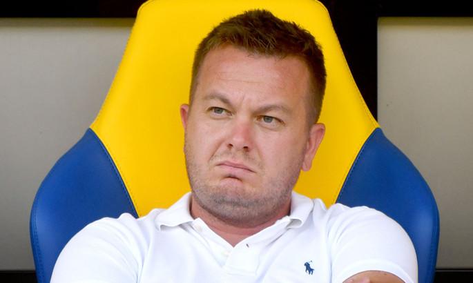 Официально: Рух уволил главного тренера