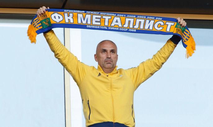 Ярославский: Если Металлист будет претендовать на деньги Лиги чемпионов, то сон у некоторых пропадет