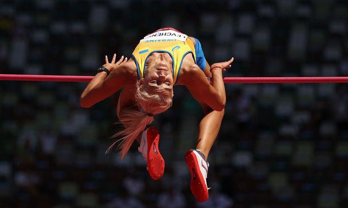 Трое украинок квалифицировались в финал прыжков в высоту на Олимпиаде