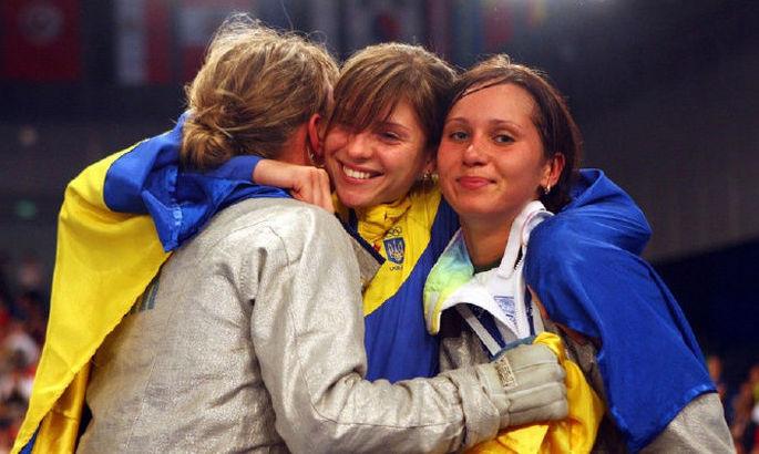 Какими были первые триумфы Украины на Олимпийских играх?