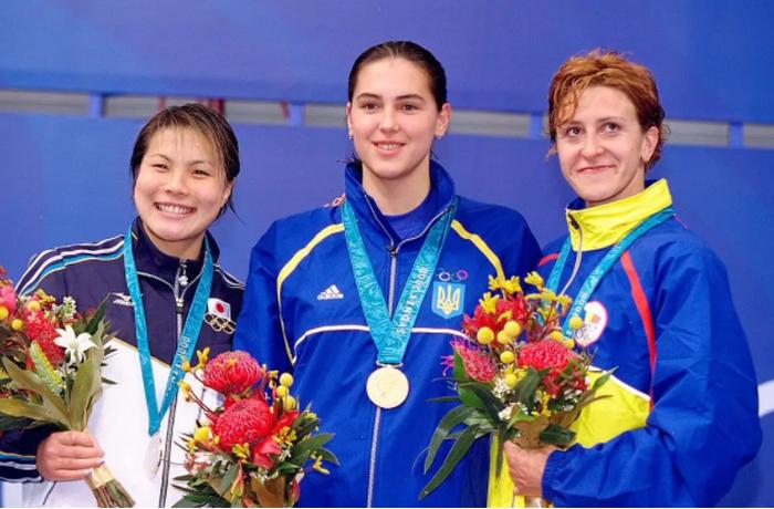 Какими были первые триумфы Украины на Олимпийских играх? - изображение 1