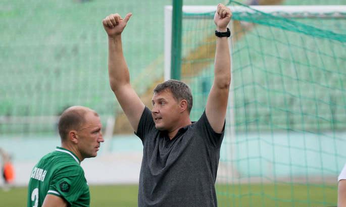 Тлумак - о победе Карпат над АФК Киев: Это был настоящий кубковый поединок