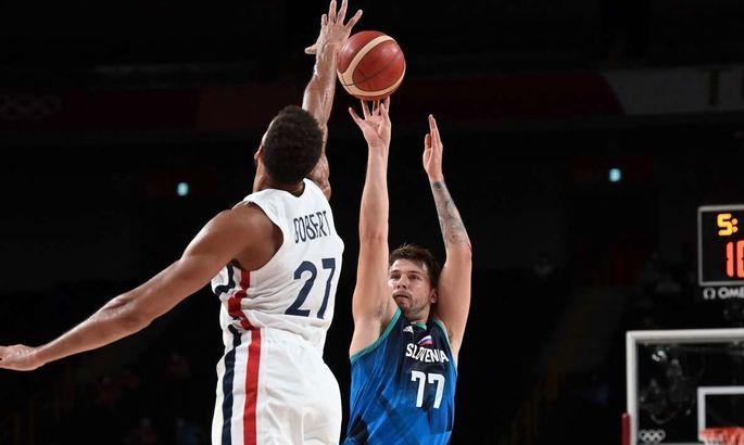 Франція зупинила Дончіча і вперше з 2000 року вийшла у фінал Олімпіади