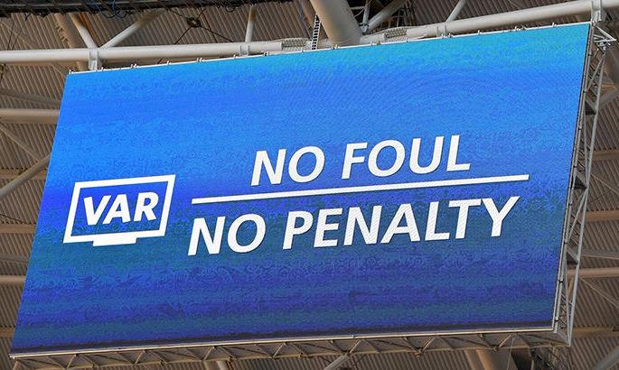 С сентября ВАР будет применяться в европейской квалификации к ЧМ – УЕФА