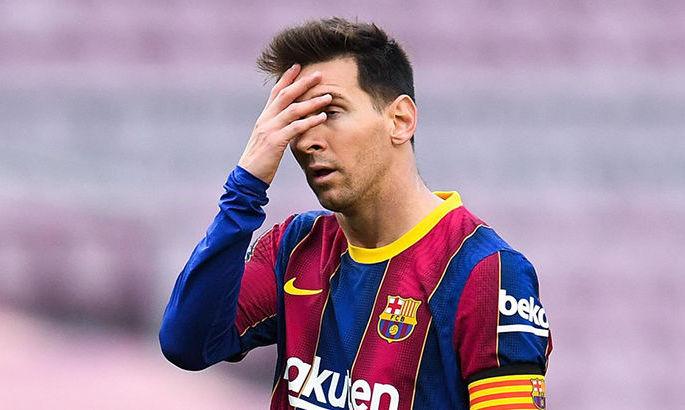 Marca: продление контракта с Месси практически невозможно
