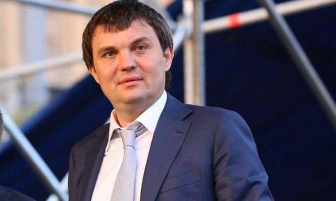 Официально: Евгений Красников – вице-президент Металлиста